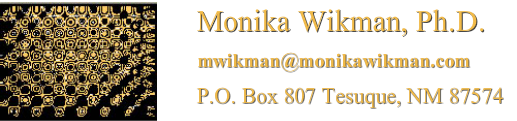 Monika Wikman, Ph.D.